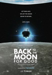 Planetarium Movies back to the moon for good